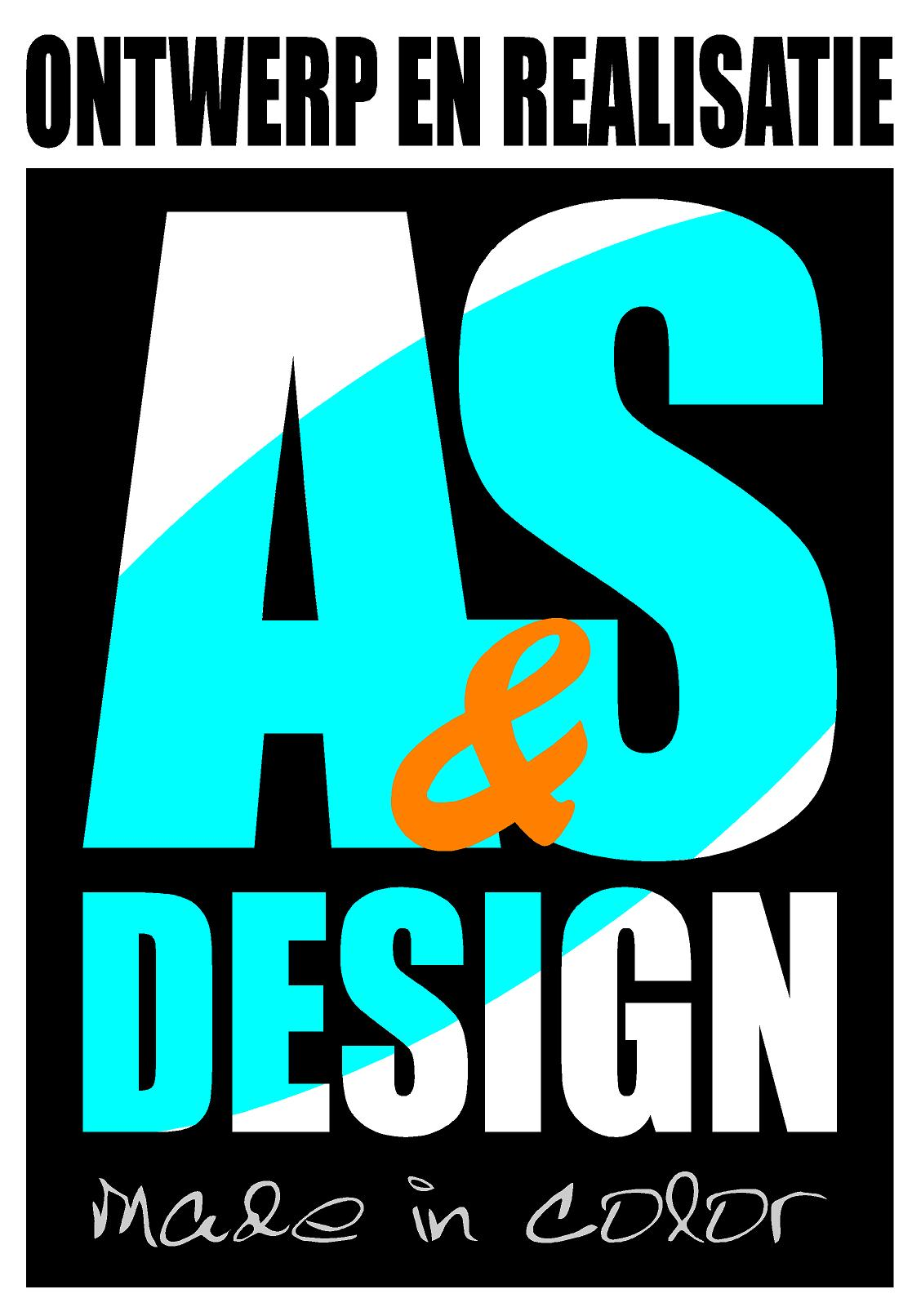 Logo A&S Design